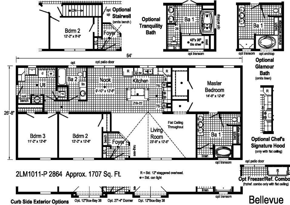 Commodore Landmark Bellevue 2LM1011