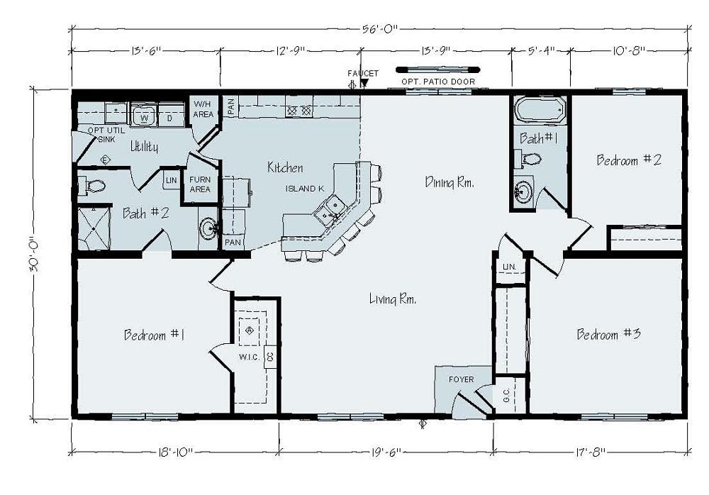the allen towne series jr22 d w homes