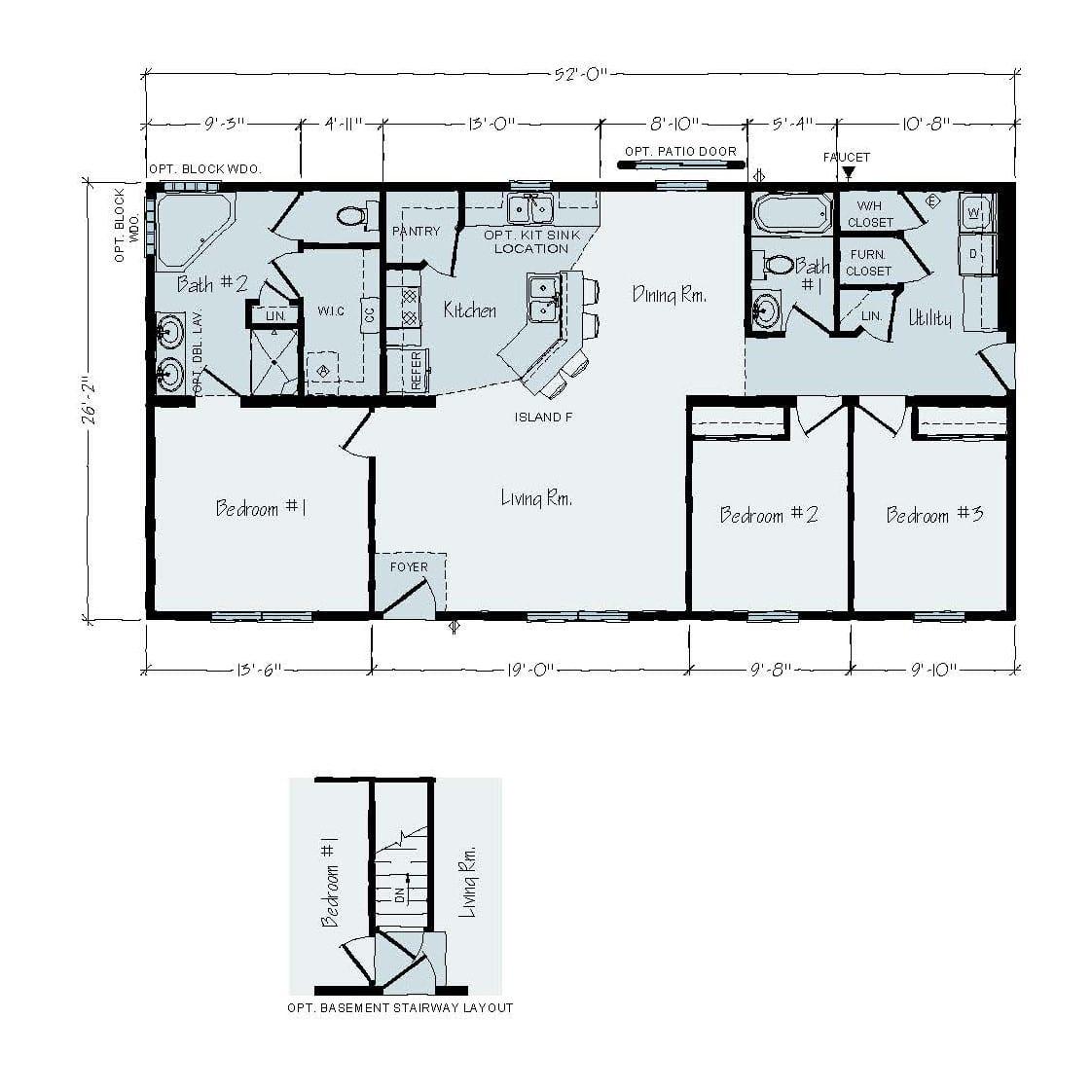 Rochester Heritage R29 Floorplan