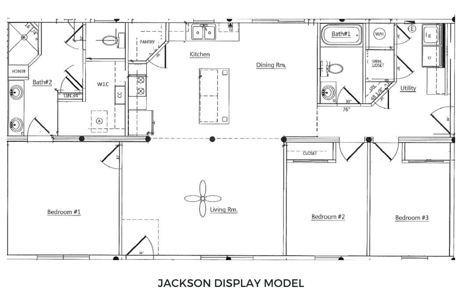 Rochester Heritage R29 Jackson Floor Plan