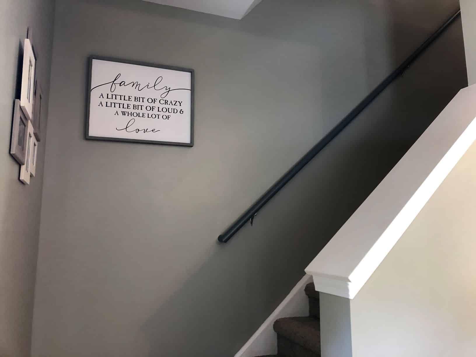 Unibilt Jefferson III E Customer Stairs 1