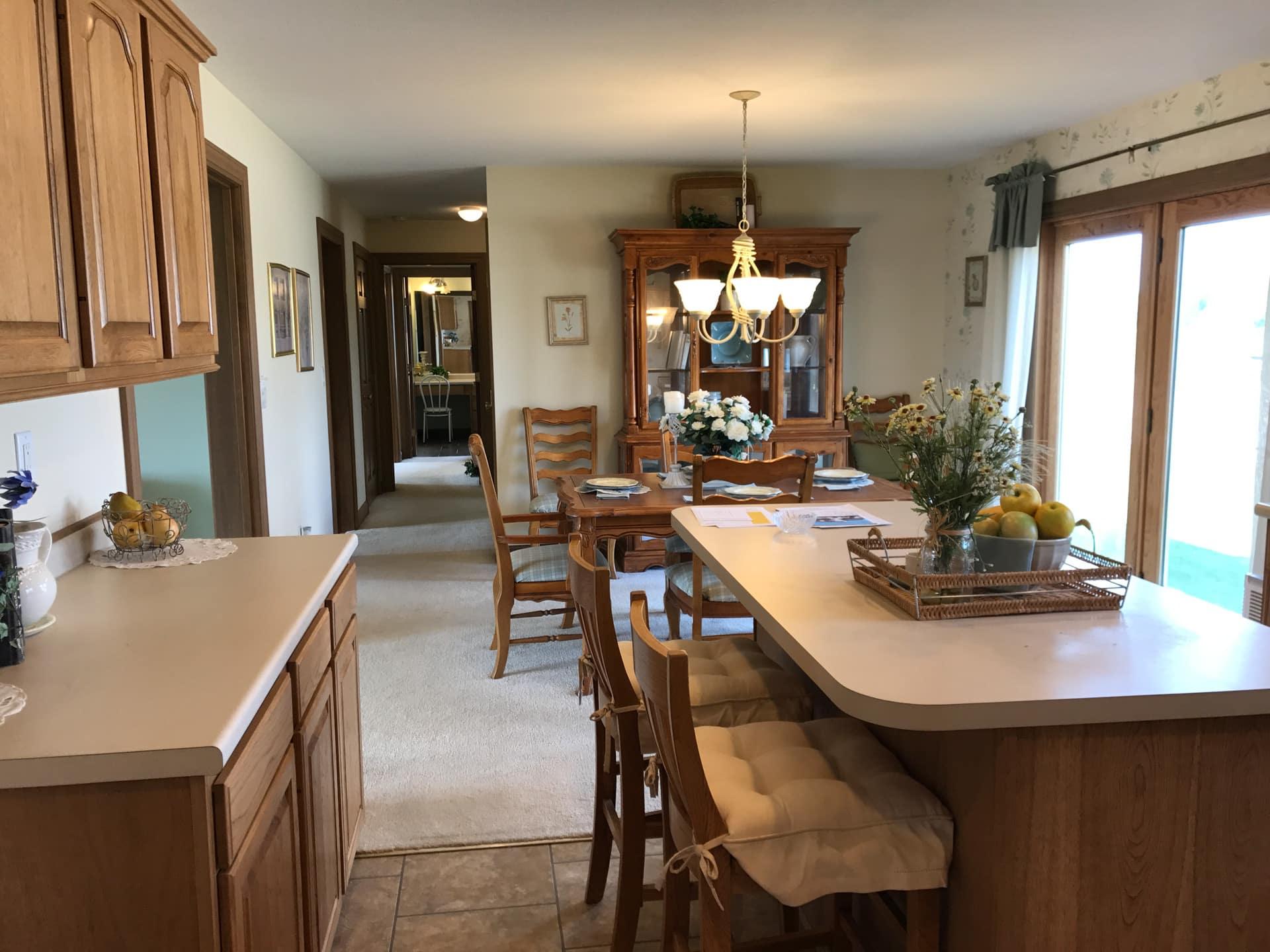 Unibilt Monticello Henderson Kitchen 2