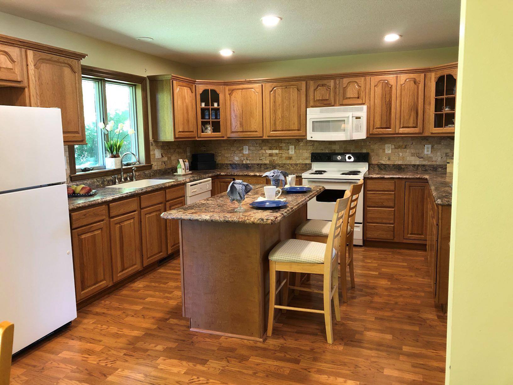 Unibilt Winfield D Kitchen 1