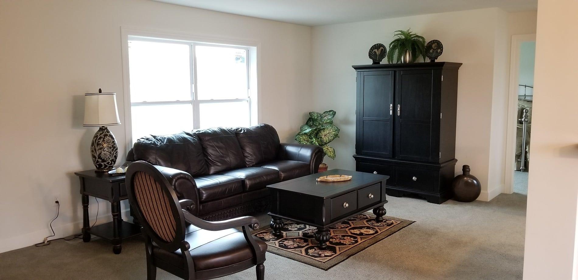 Unibilt Andover Jackson Living Room