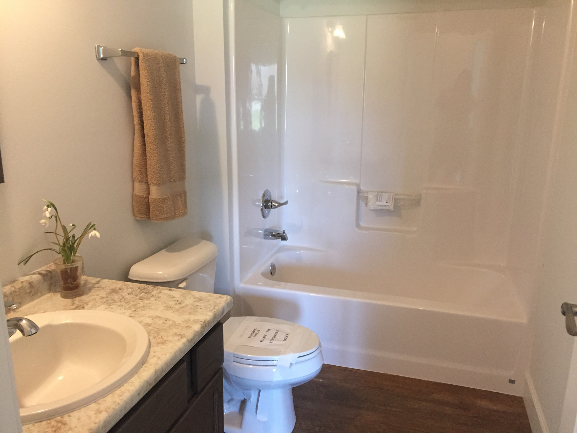 Unibilt Andover Jackson Second Bath