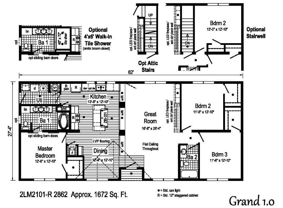 Commodore Landmark Grand 1.0 2LM2101