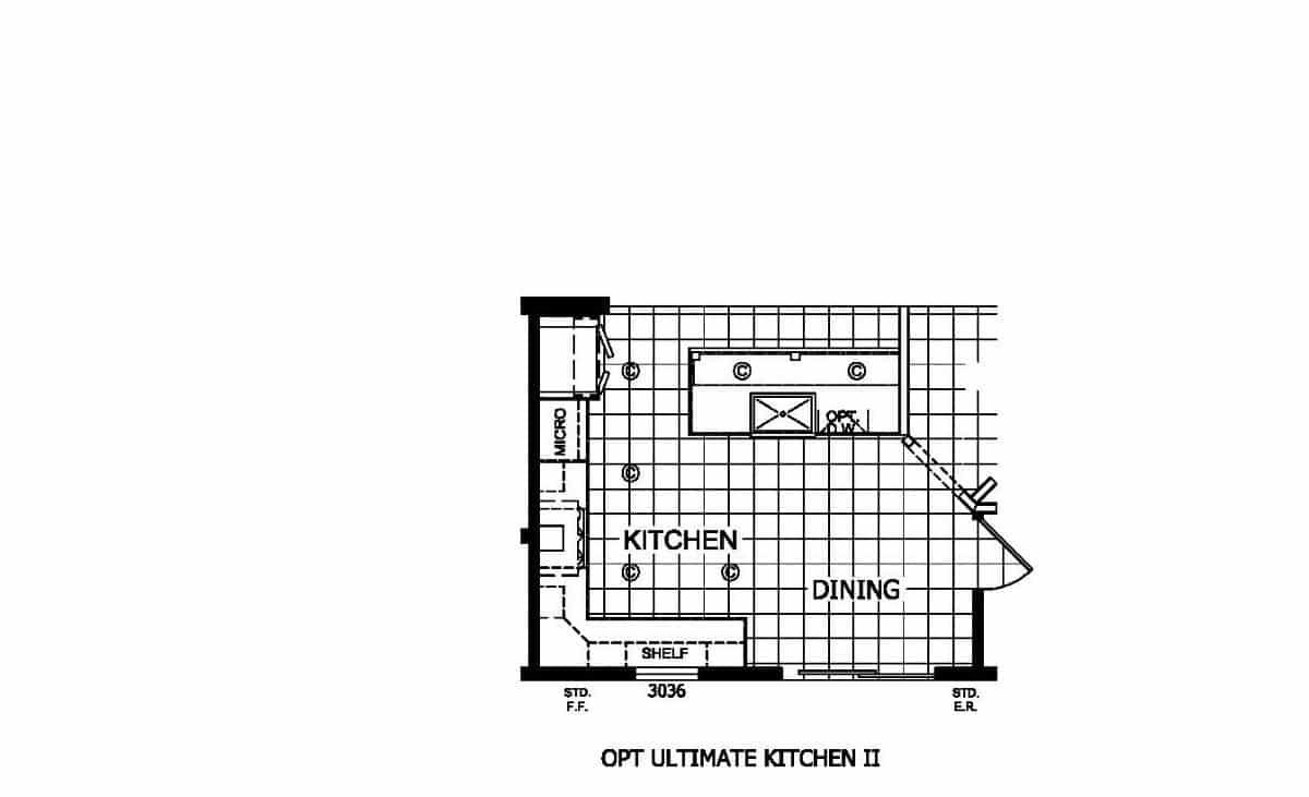 Champion Barclay 5209 Floor Plan Options