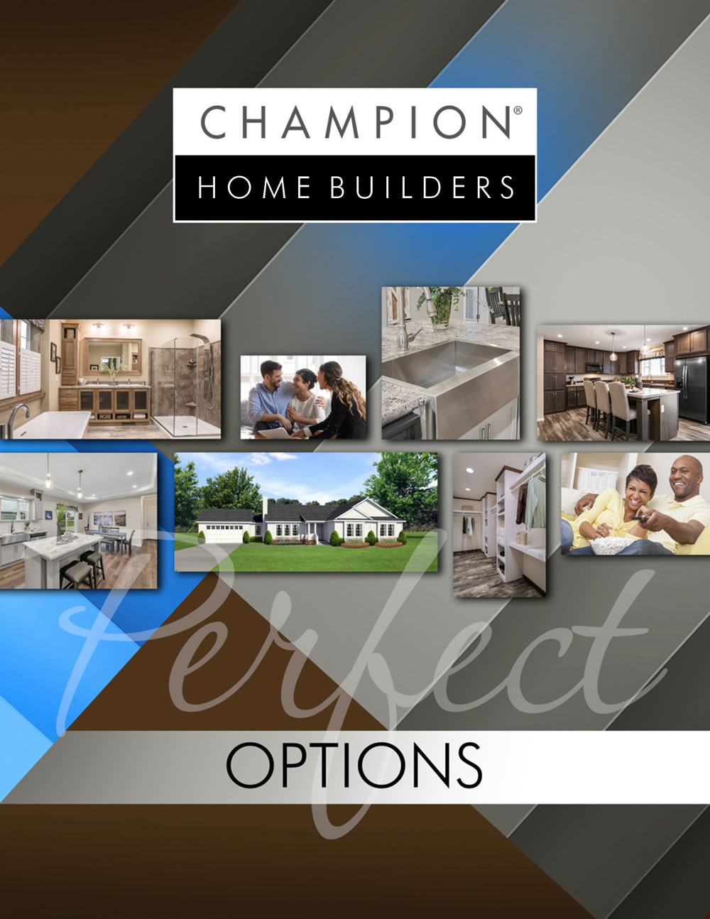 D&W Homes - Champion Home Builders Options Cover