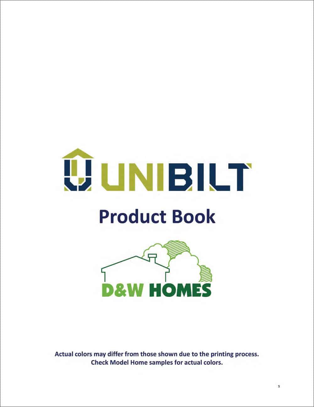 Unibilt Cover